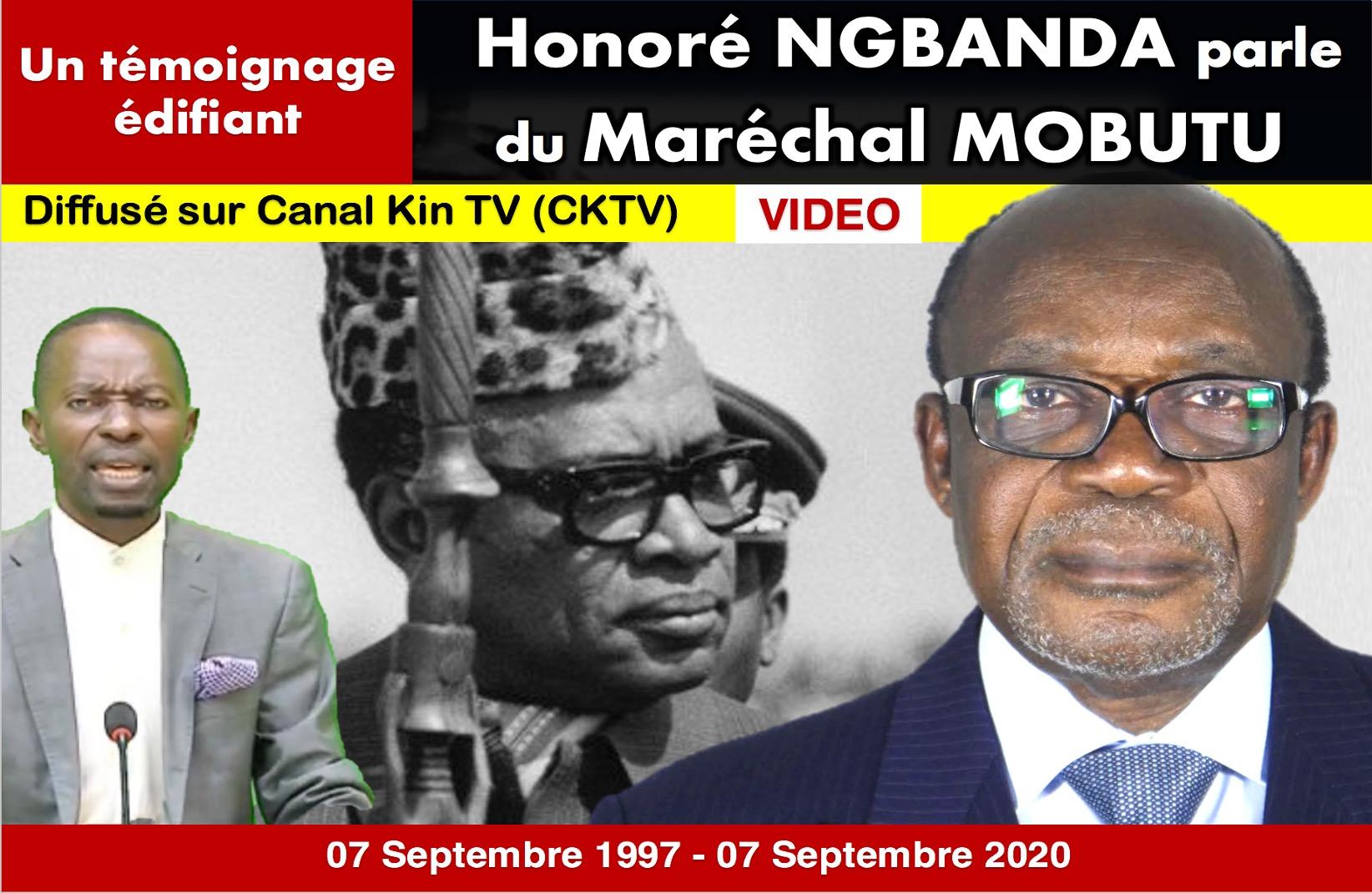 Ngbanda parle de Mobutu.bis
